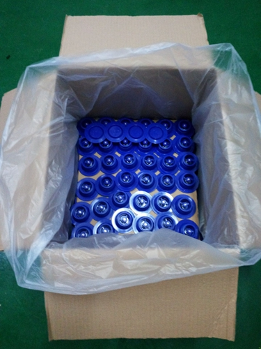 50000pcs Dunnage bag valves ready for shipment