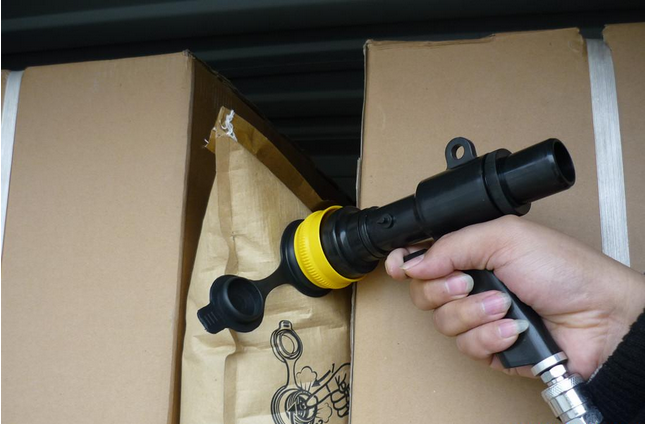 HS-1013A gun air inflator Dunnage bag inflator tool with tip
