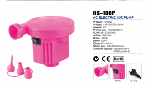 HS-188P AC electric air pump