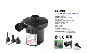 HS-198 AC electric air pump
