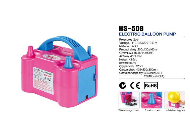 HS-508 electric balloon pump