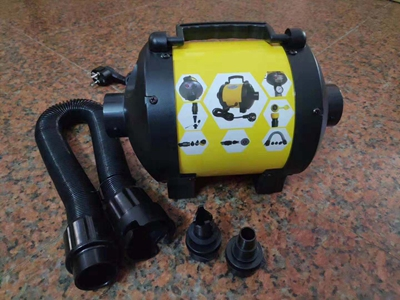 high pressure electric air blower with tube adapter