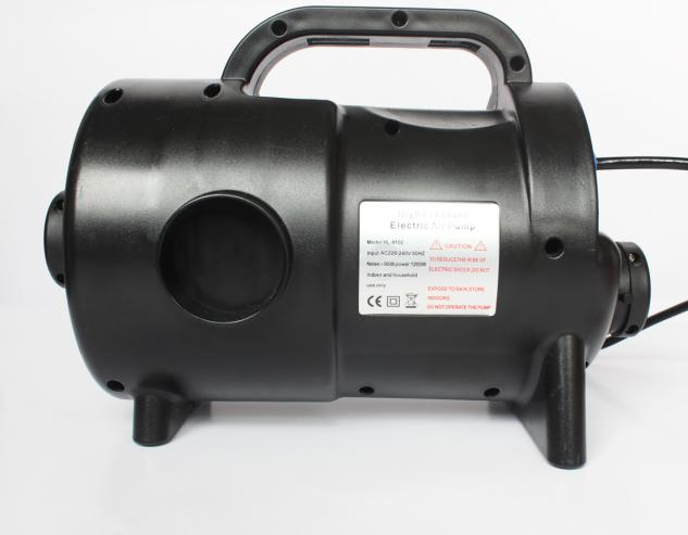 High Pressure Blower : Hs ac high pressure air blower for inflatable tent