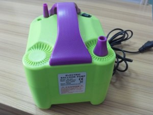 HS-PK301 Electric air balloon pump balloon inflator